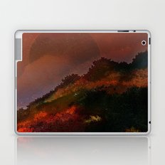 The hill of three pines Laptop & iPad Skin