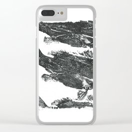 Snappers Clear iPhone Case