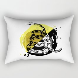 dont tread on me Rectangular Pillow