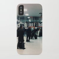 train iPhone & iPod Cases featuring train  by Anatomy|Geography