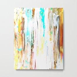Abstract #1.8 Metal Print