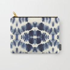 BOHEMIAN INDIGO BLUE Carry-All Pouch