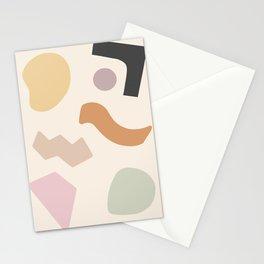 au naturel 1 Stationery Cards