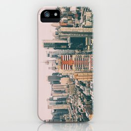 New York architecture 4 iPhone Case