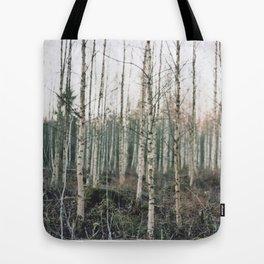 deep north Tote Bag