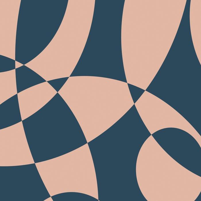 Abstract circles Leggings