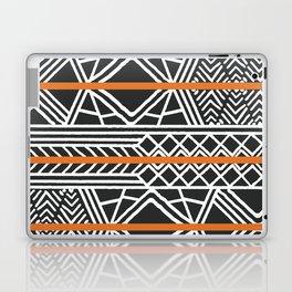 Tribal ethnic geometric pattern 022 Laptop & iPad Skin