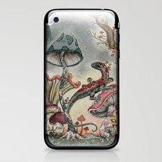 Mushroom Moon iPhone & iPod Skin
