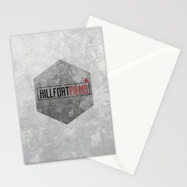 Hillfort Films goes Hexagon Stationery Cards