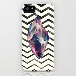 crystal maze iPhone Case