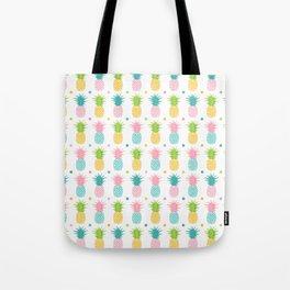 AFE Pineapple Pattern Tote Bag