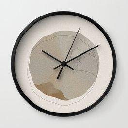 Cat Circle Wall Clock