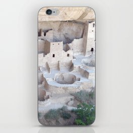 Pueblo on the Edge of Forever iPhone Skin