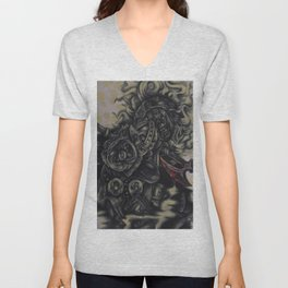 Jaded Art Unisex V-Neck