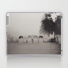 Old Cemetery Laptop & iPad Skin