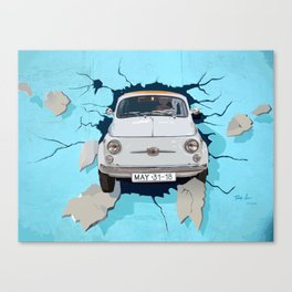 Test the Best Canvas Print