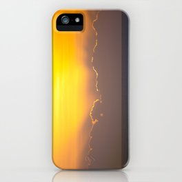 Makaha Sunset iPhone Case