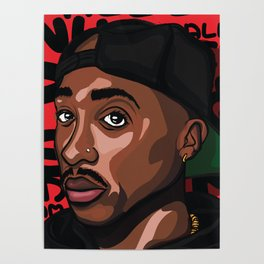 '92 Pac Poster