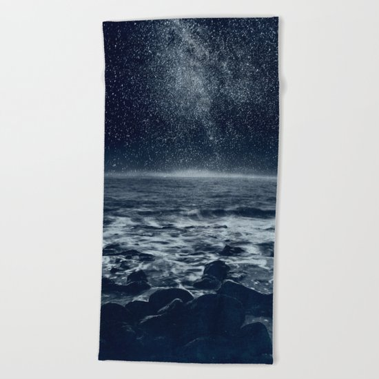 the Dreaming Ocean Beach Towel