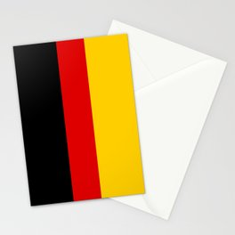 Flag of Germany - Authentic High Quality image Stationery Cards