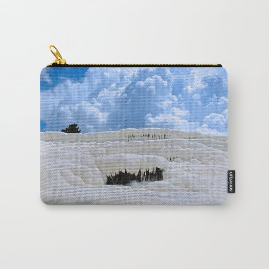 Pamukkale, Turkey Carry-All Pouch