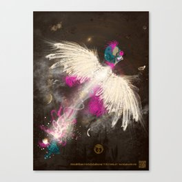 Robin Williams to Infinity and Beyond! Canvas Print