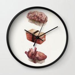 Fresh Flesh Wall Clock