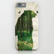 wild bear Slim Case iPhone 6s