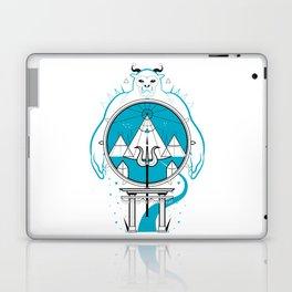 A Legend of Snow Laptop & iPad Skin