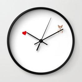 A Life Without A Pembroke Welsh Corgi Is Like I Have No Idea Super Cute And Funny Dog Gift Idea Wall Clock
