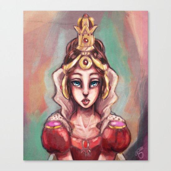 Princess of Slumberland  Canvas Print