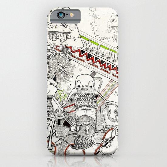 Homeskillets iPhone & iPod Case