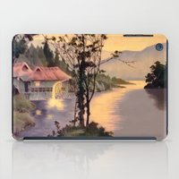 """asian iPad Cases featuring """" ASIAN DREAM """" by James Dunlap"""