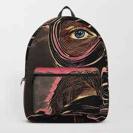 INFERNO MASK DOWNFALL Backpack