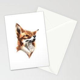 Foxy Stationery Cards