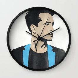 Brendon Urie Print Wall Clock