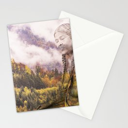 Pine Eagle Mama Stationery Cards