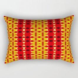 Vertical Chimes Rectangular Pillow