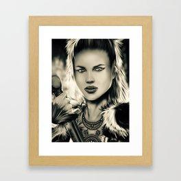 Virago Framed Art Print