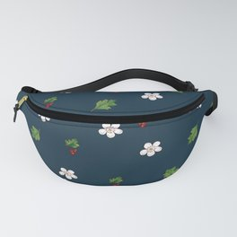 hawthorn / biancospino Fanny Pack