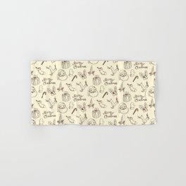 Vintage Christmas Hand & Bath Towel