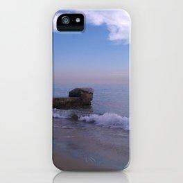 Beach Day in California iPhone Case