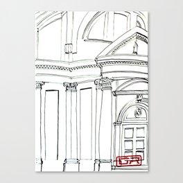 Treviso Canvas Print