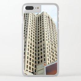 Detroit's Finest Clear iPhone Case