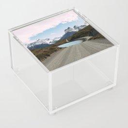 Torres del Paine Acrylic Box
