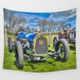 Pic-Pic Vintage Racing Car Wall Tapestry