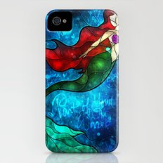 The Mermaids Song iPhone (4, 4s) Slim Case