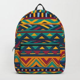 African Style No9 Backpack