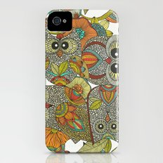 4 Owls iPhone (4, 4s) Slim Case