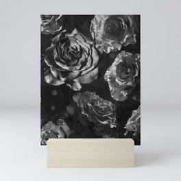 Distressed Roses Mini Art Print
